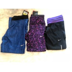 Nike leggings bundle